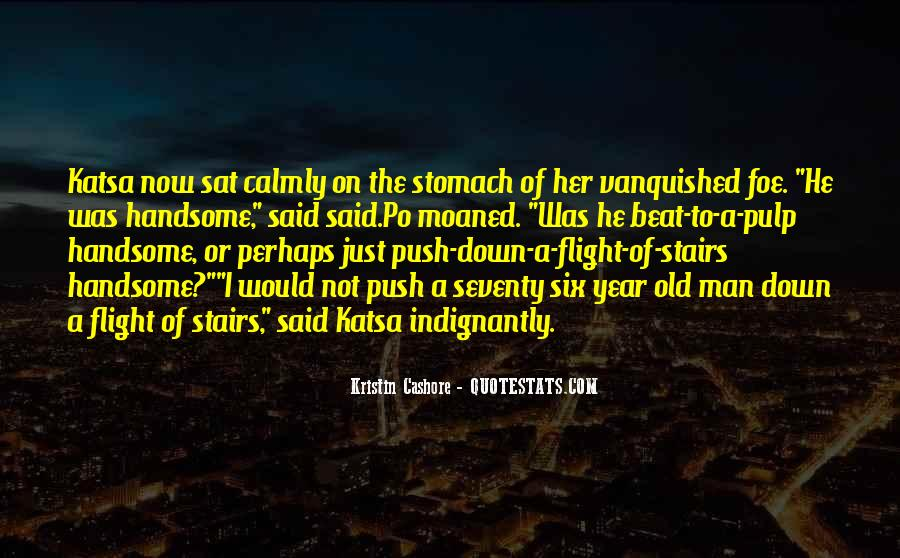 Quotes About Vanquished #1280694