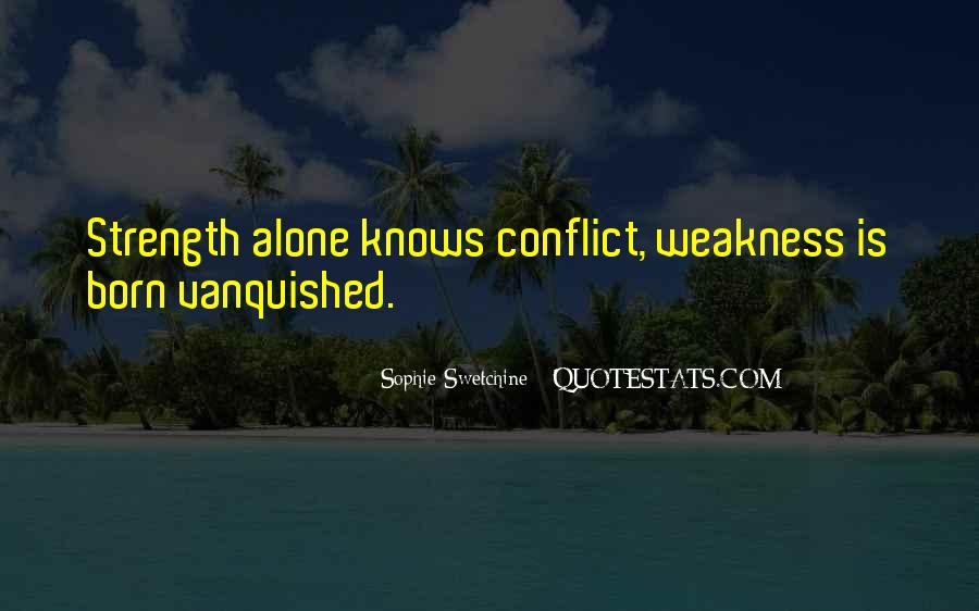 Quotes About Vanquished #1494134