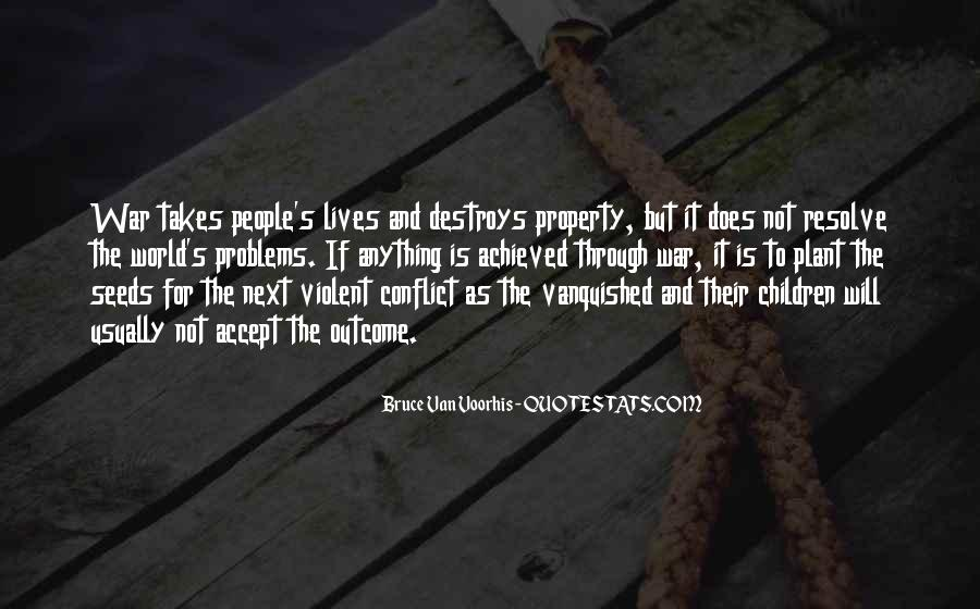 Quotes About Vanquished #1510227