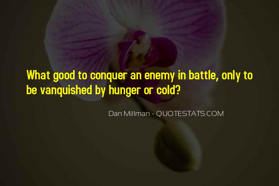 Quotes About Vanquished #1515728