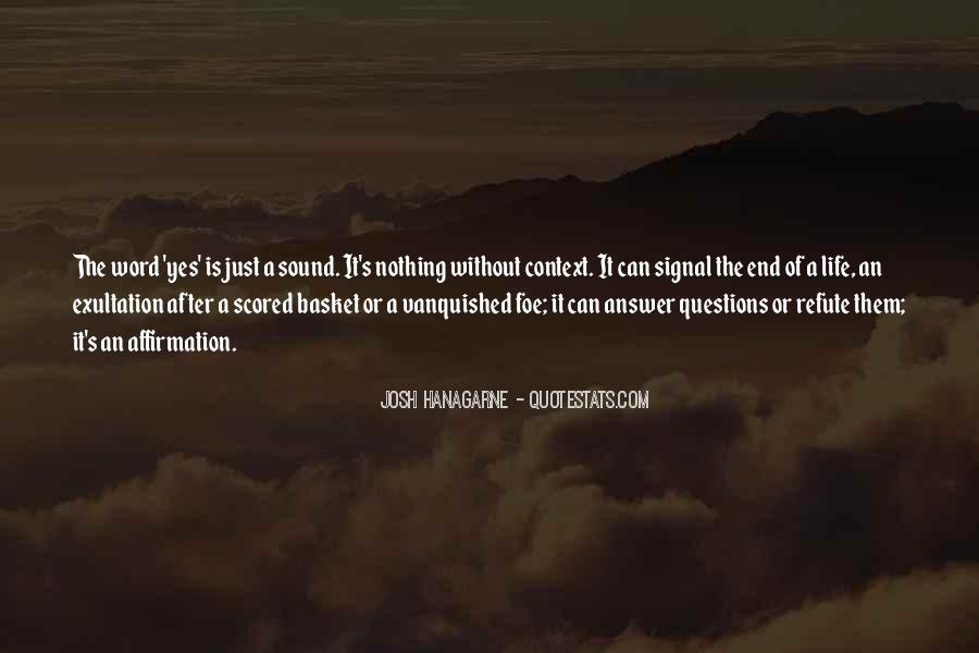 Quotes About Vanquished #364025