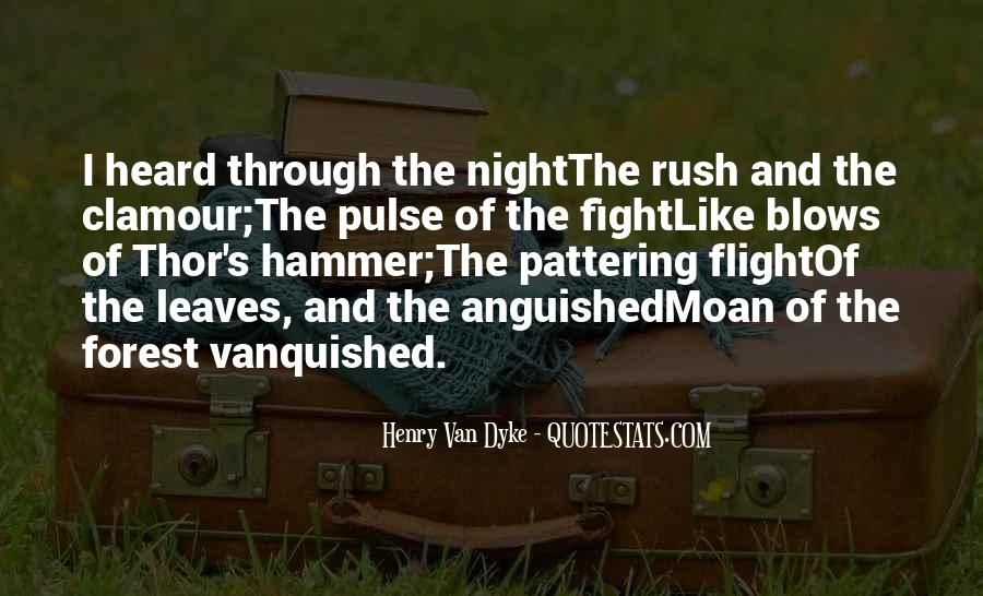 Quotes About Vanquished #400351