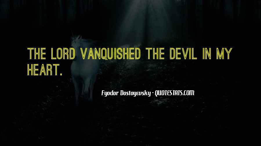 Quotes About Vanquished #52964