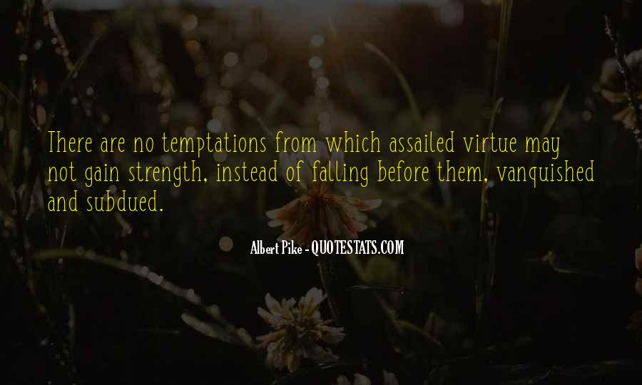 Quotes About Vanquished #672850