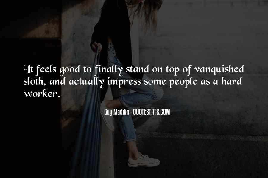 Quotes About Vanquished #868607