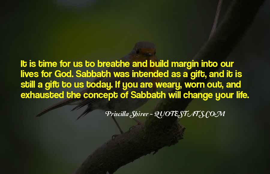 Quotes About Today Is A Gift #480078