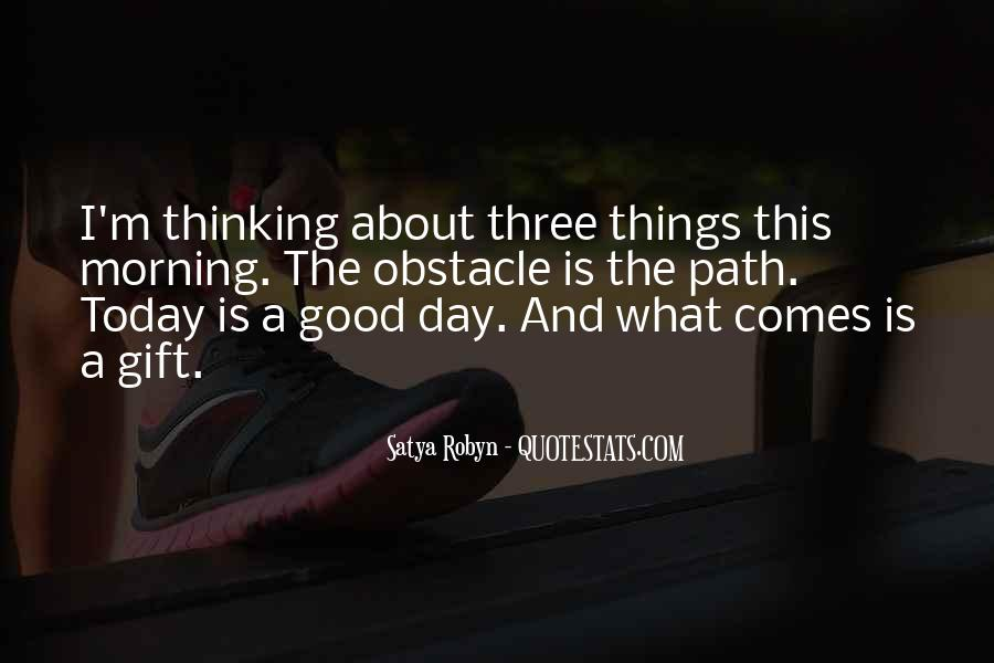 Quotes About Today Is A Gift #899765