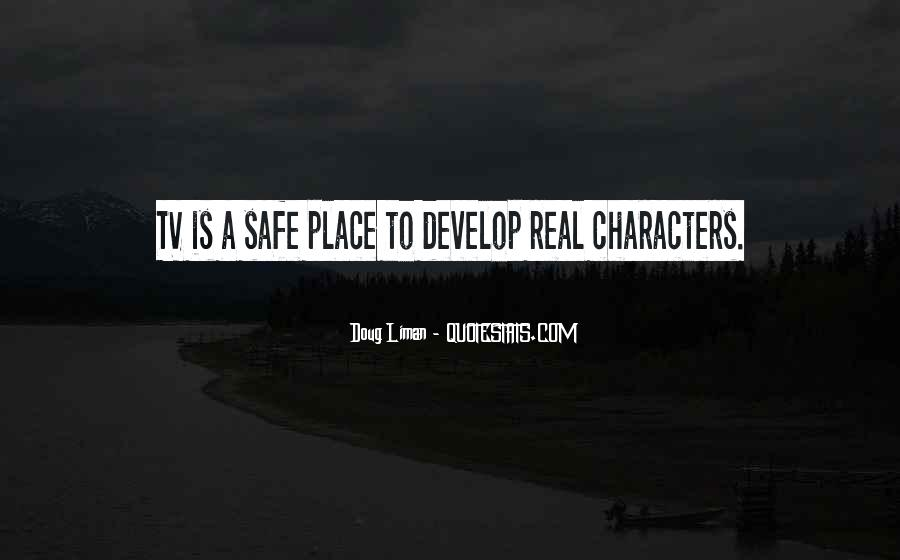 Quotes About A Safe Place #379603
