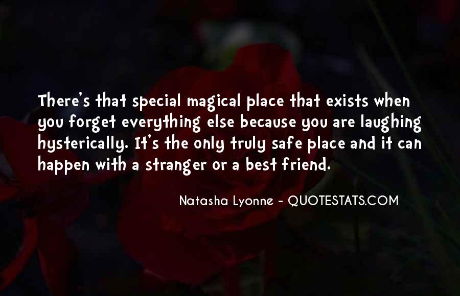 Quotes About A Safe Place #420125