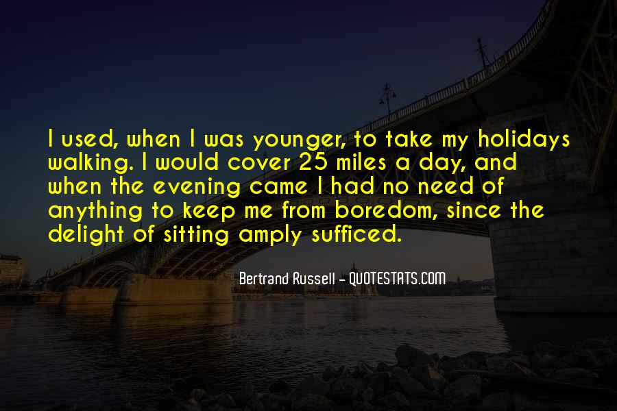 Quotes About Fast Paced Life #847387