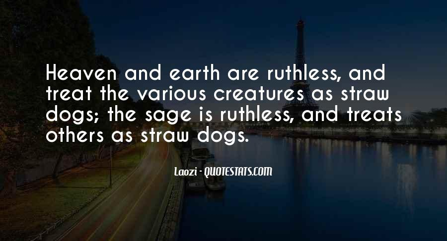 Quotes About Heaven And Dogs #1386268