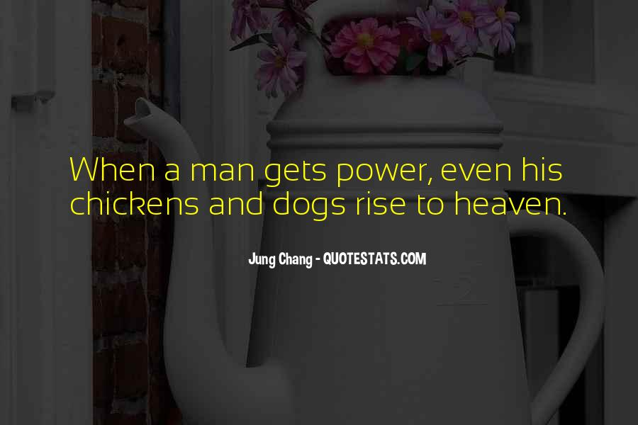 Quotes About Heaven And Dogs #173055