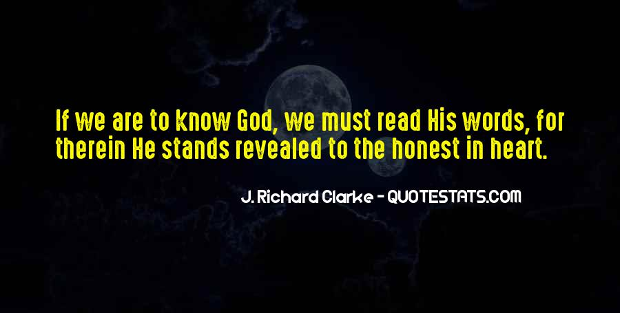 Quotes About God Knowing Your Heart #386829