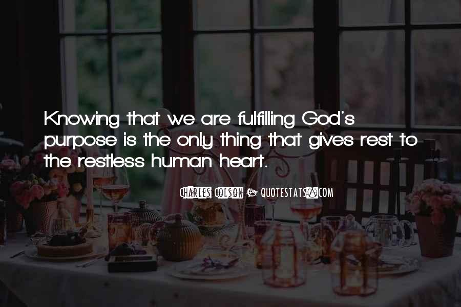 Quotes About God Knowing Your Heart #50722