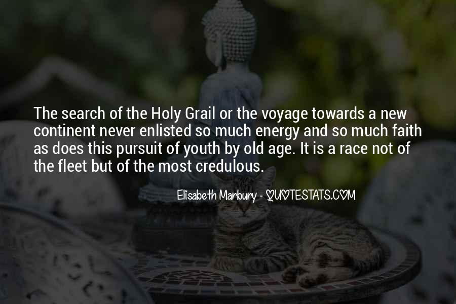 Quotes About Age Over Youth #127556