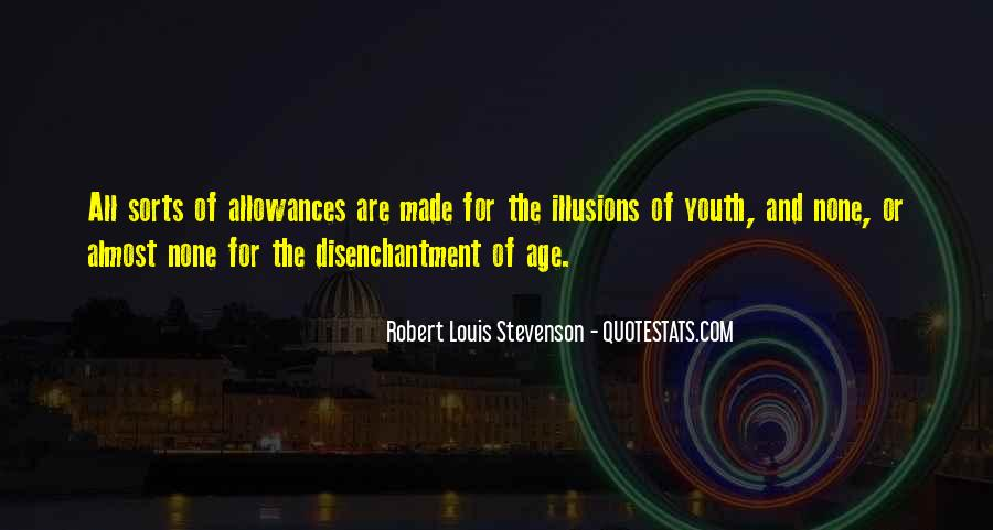 Quotes About Age Over Youth #49397