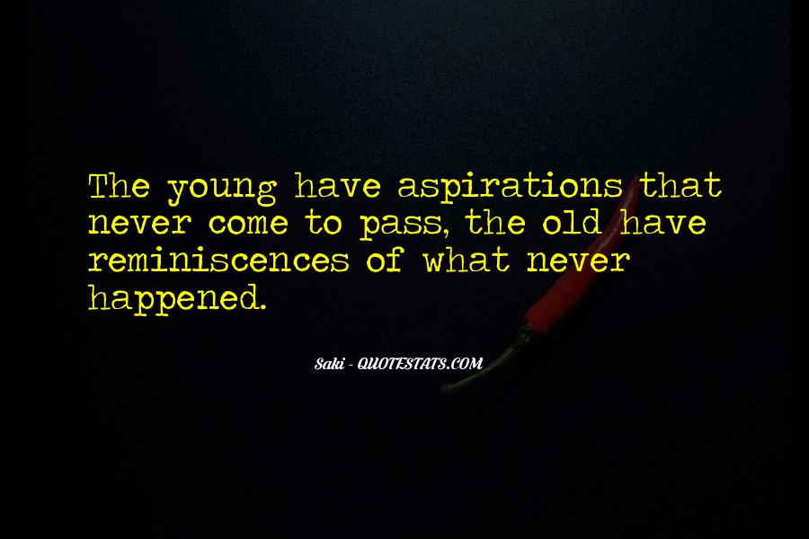 Quotes About Age Over Youth #52317