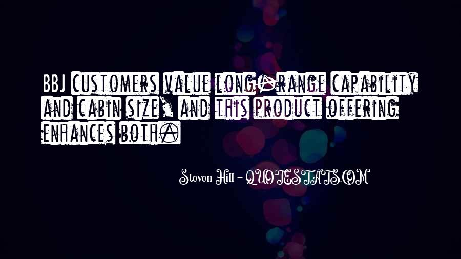 Quotes About Offering #18911