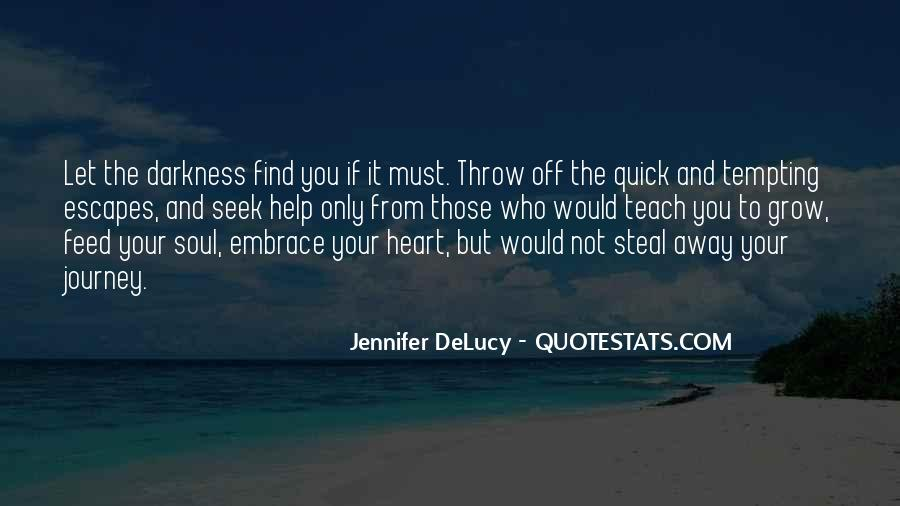 Quotes About The Journey In Heart Of Darkness #502906