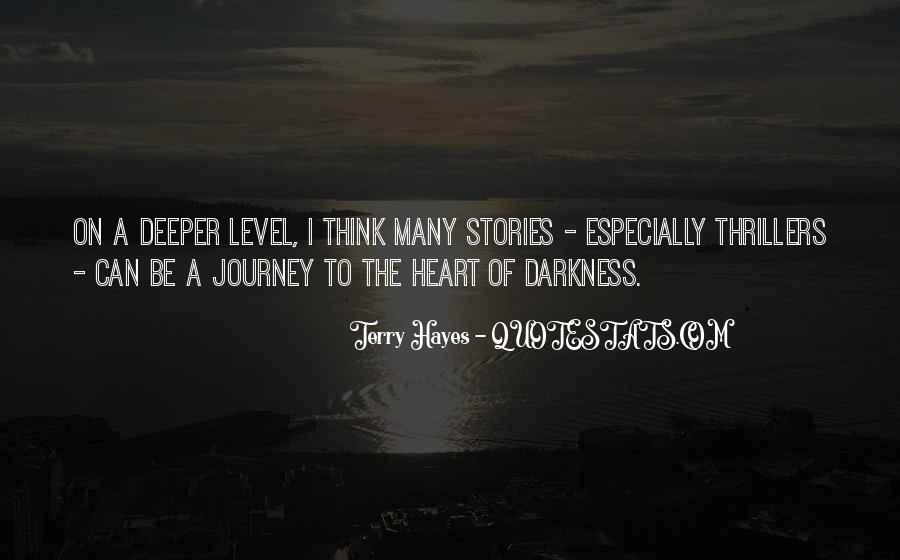 Quotes About The Journey In Heart Of Darkness #679732