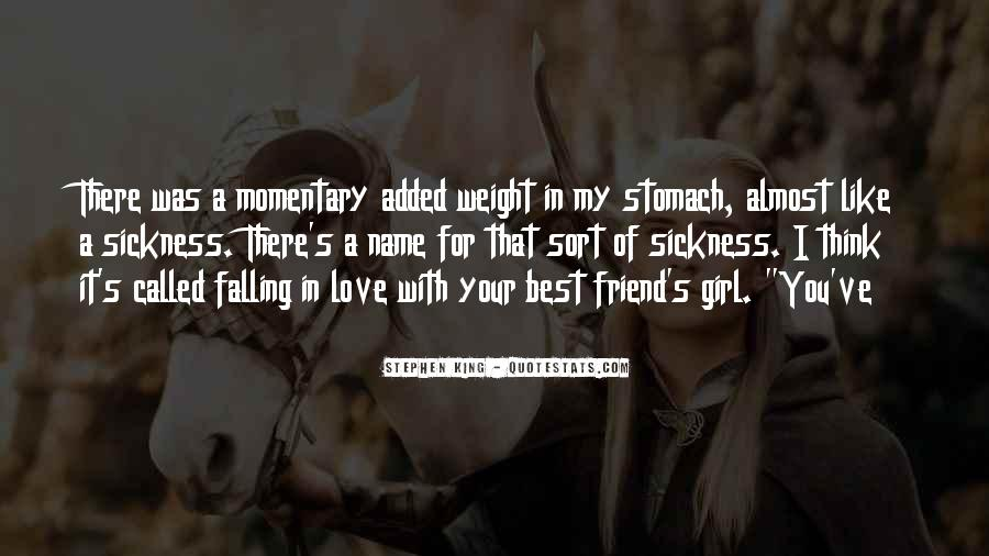 Quotes About Almost Falling In Love #1267703