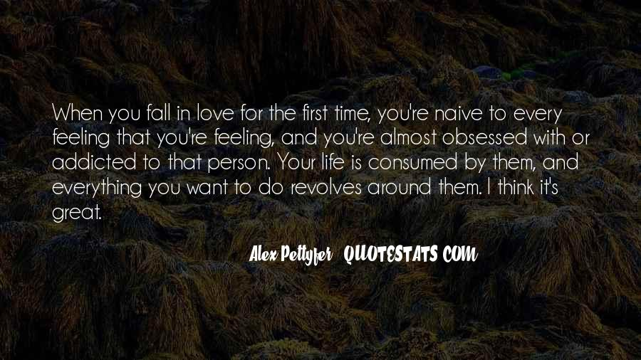 Quotes About Almost Falling In Love #30389