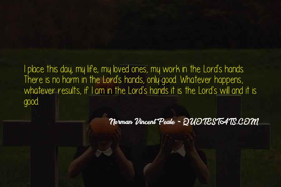 Quotes About Thank U Lord #18323