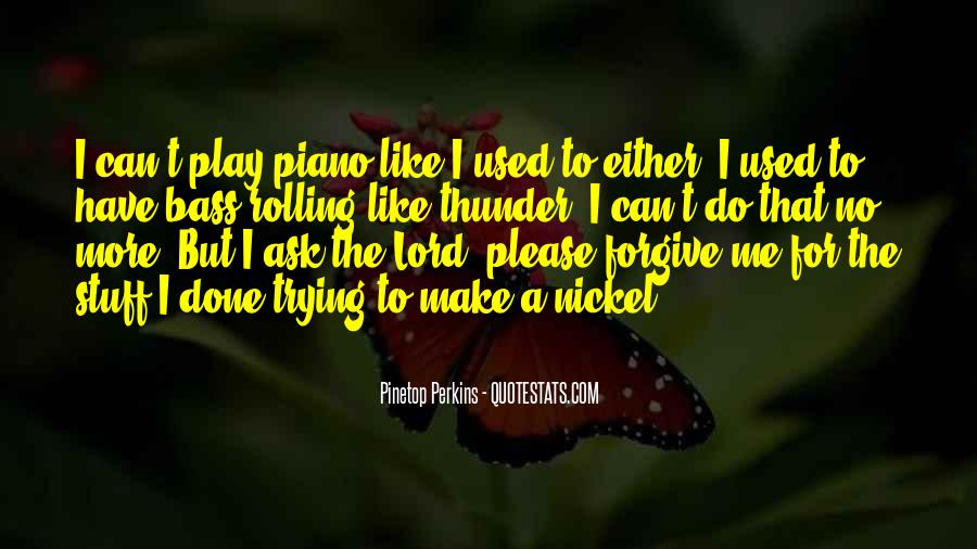 Quotes About Thank U Lord #8031