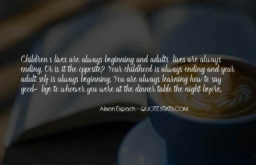 Quotes About Adults Learning #1805139