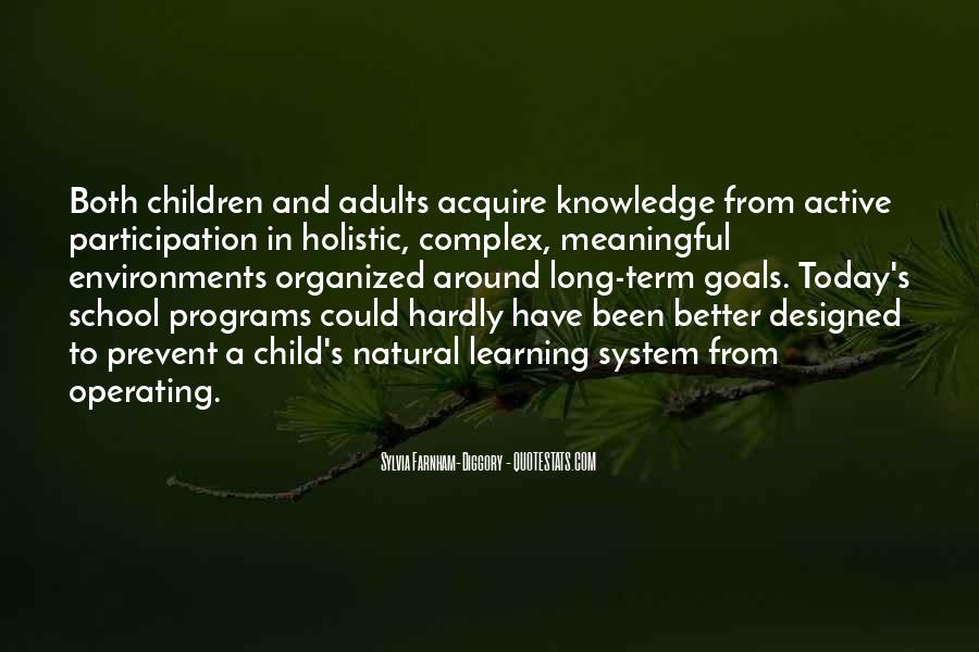Quotes About Adults Learning #234429