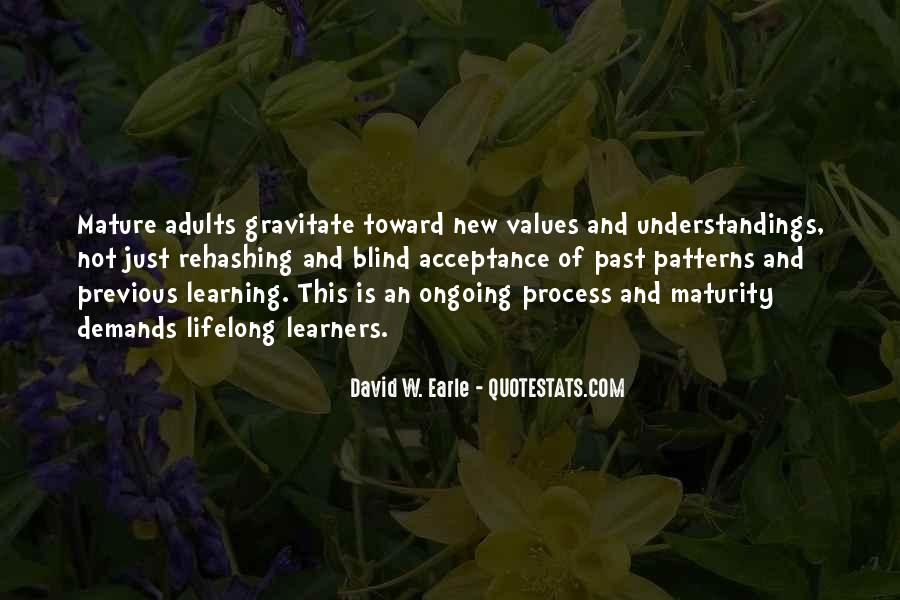 Quotes About Adults Learning #325733
