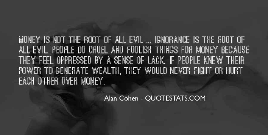 Quotes About Fighting Evil #1074653