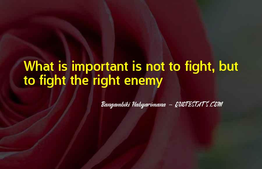 Quotes About Fighting Evil #1484214