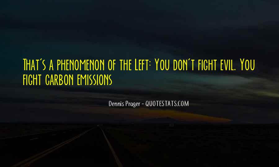 Quotes About Fighting Evil #1640274