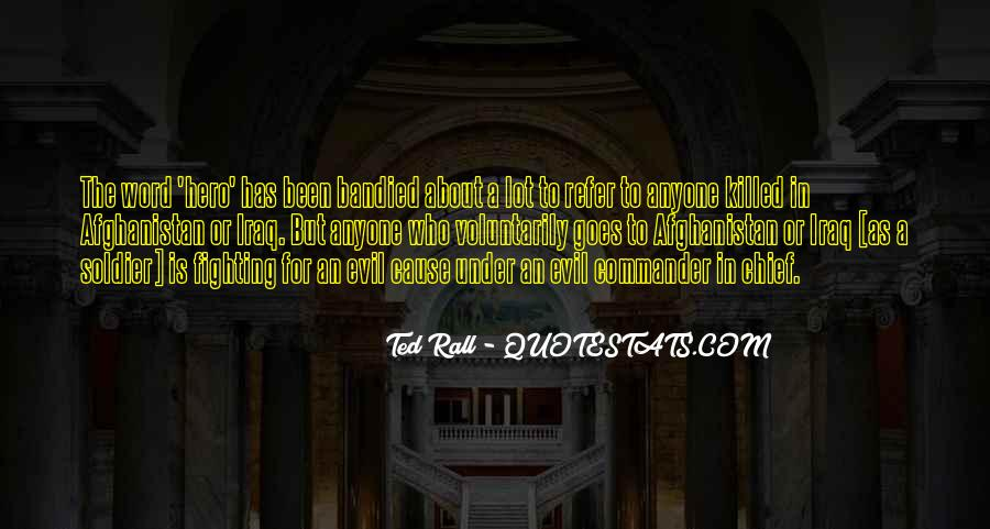 Quotes About Fighting Evil #416310