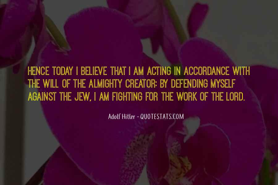 Quotes About Fighting Evil #837848