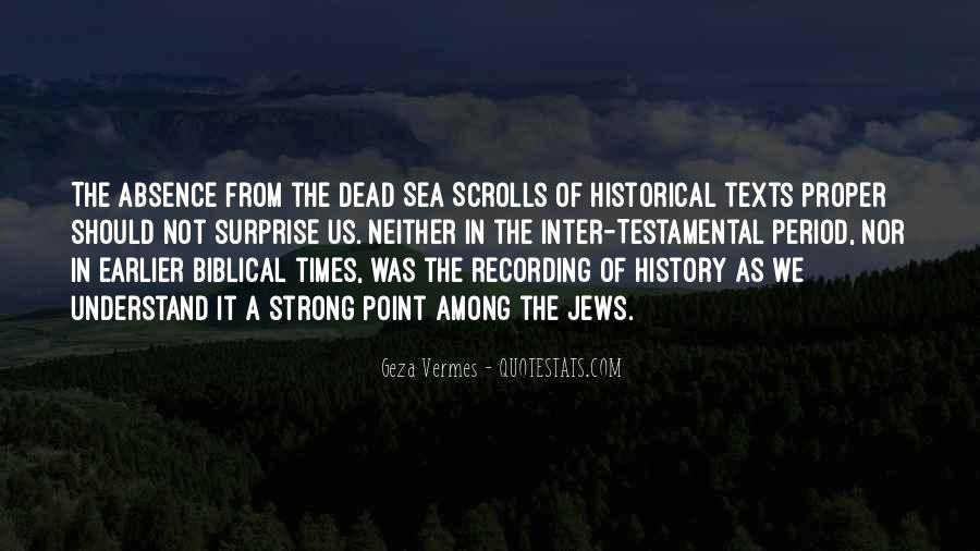 Quotes About Recording History #72264