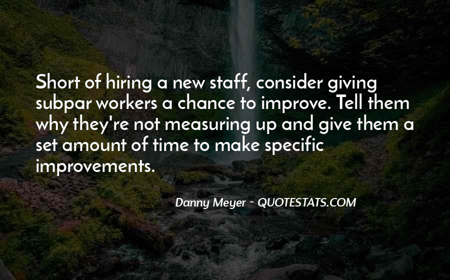 Quotes About Hiring Someone #103831