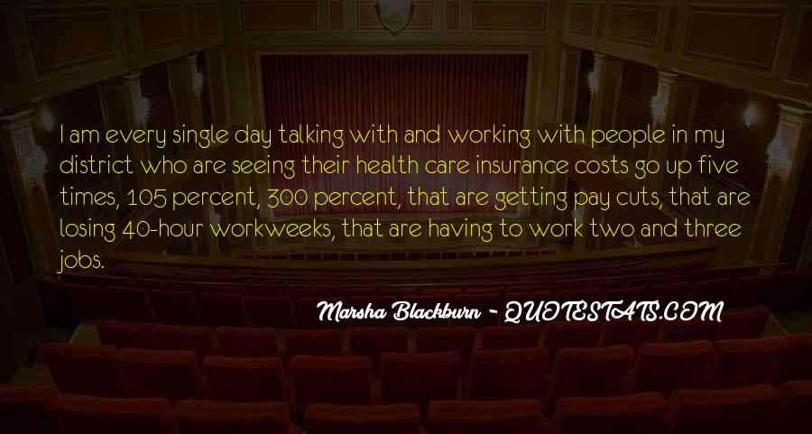 Quotes About Pay Cuts #320323