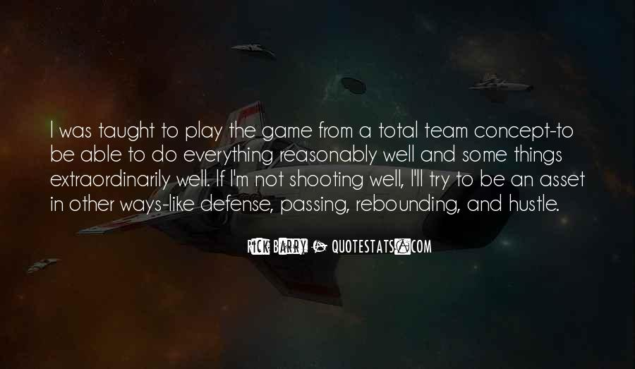 Quotes About Basketball Shooting #1227441