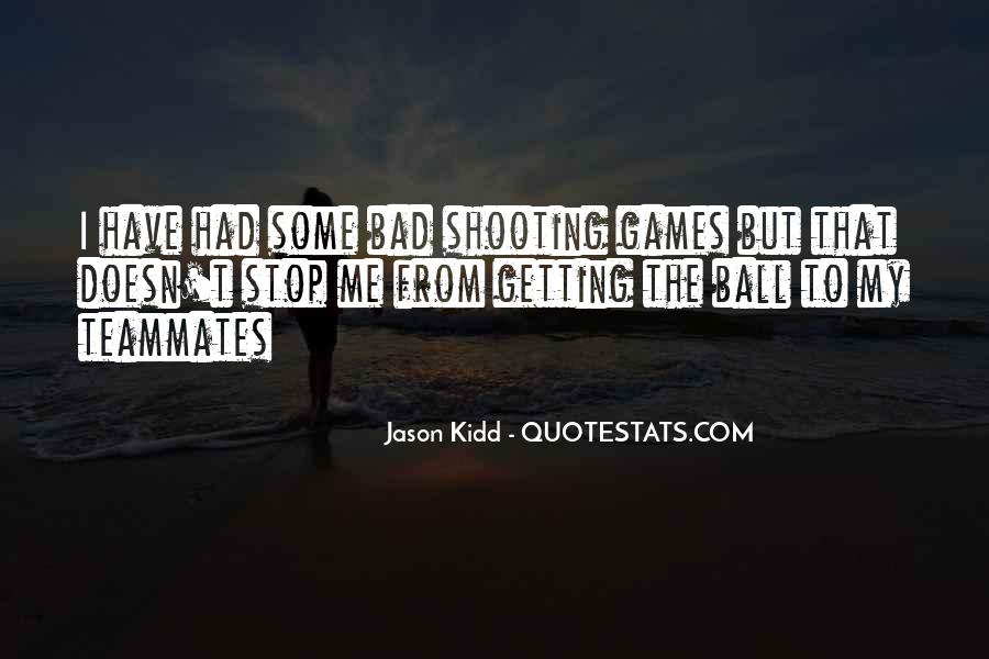 Quotes About Basketball Shooting #1653181