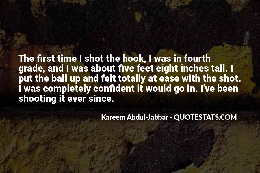 Quotes About Basketball Shooting #415613
