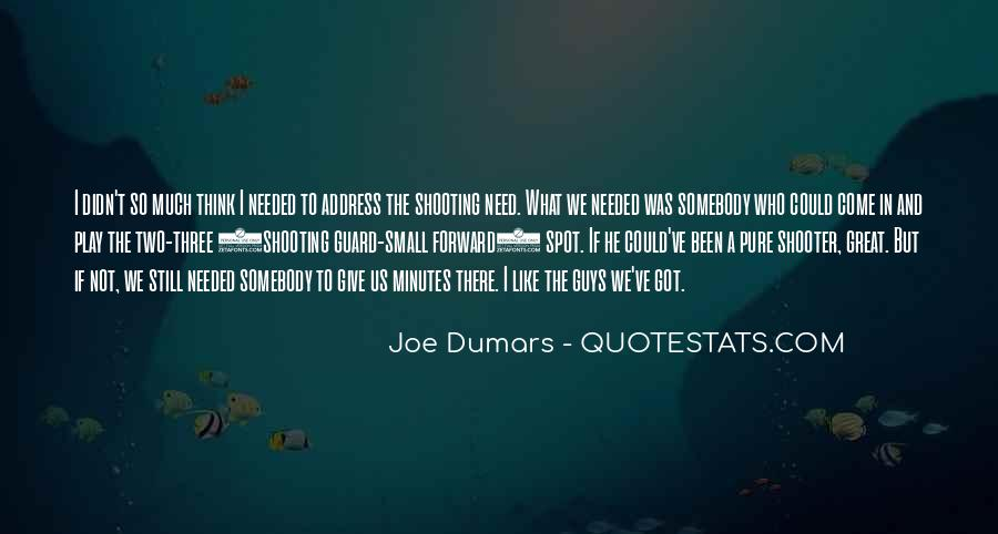 Quotes About Basketball Shooting #45273