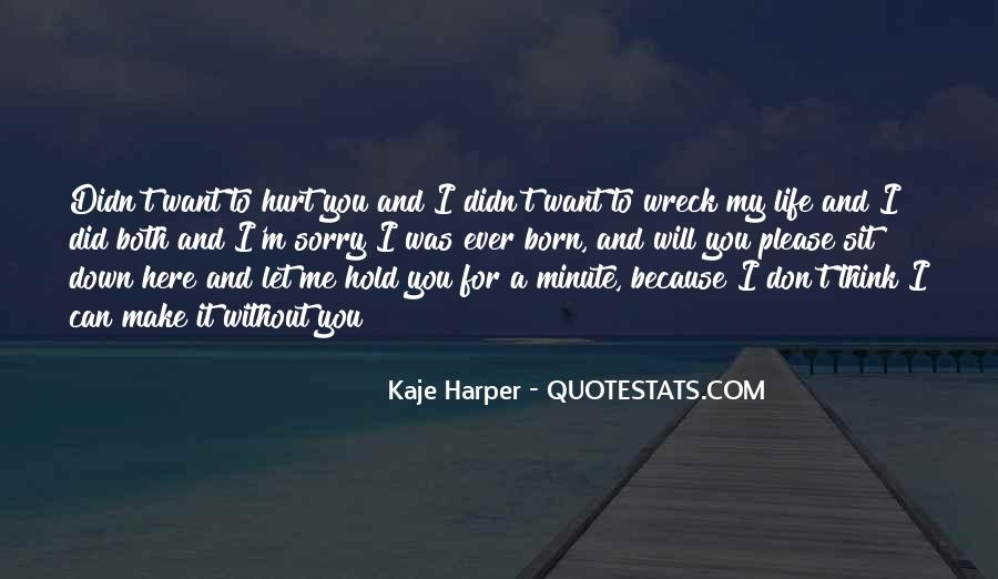 Quotes About You Let Me Down #767629