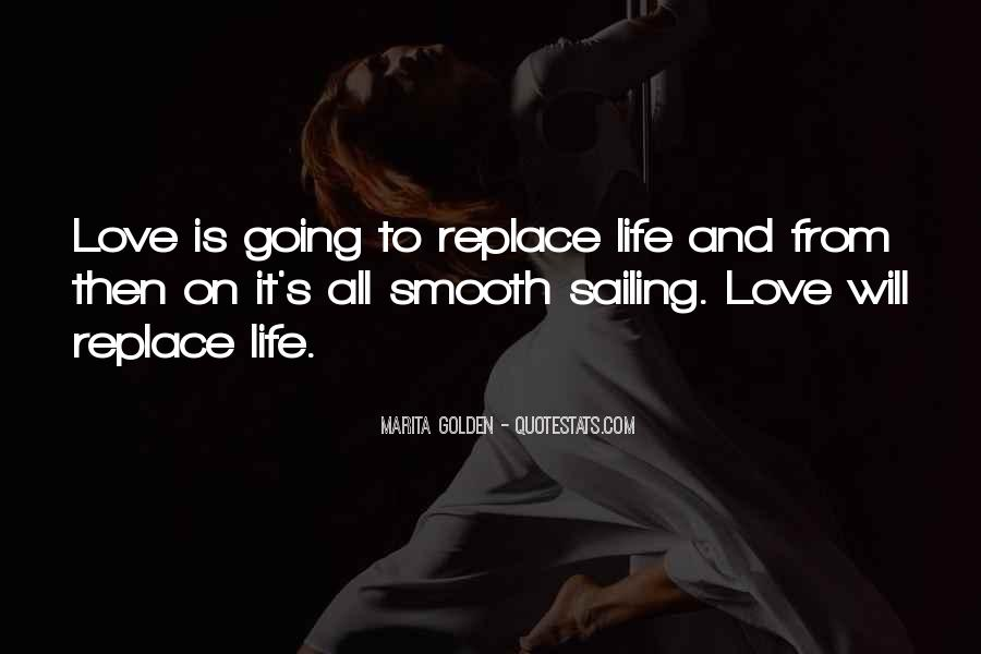 Quotes About Sailing And Love #215537