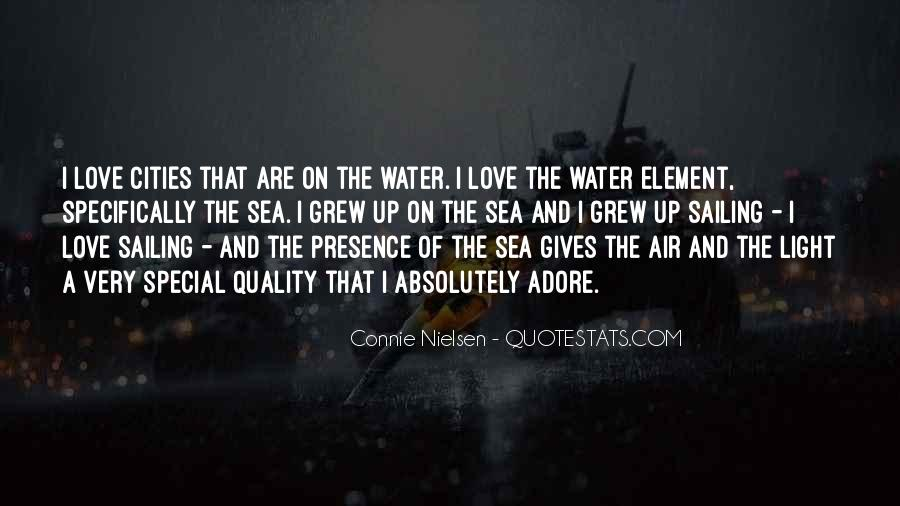 Quotes About Sailing And Love #861061