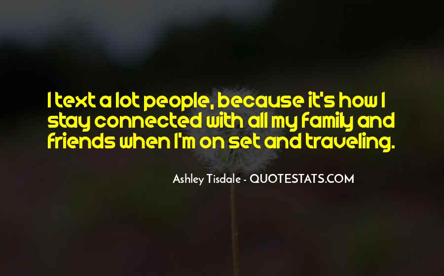 Quotes About Traveling With Friends #1743396