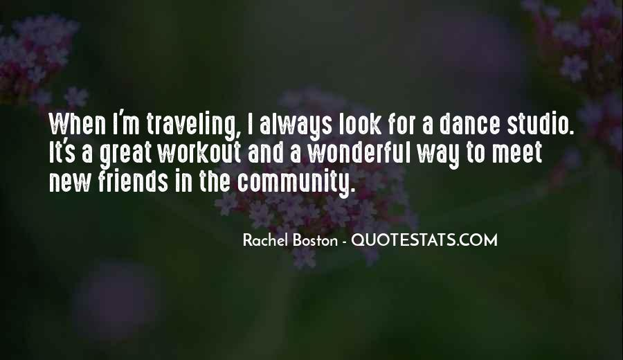 Quotes About Traveling With Friends #1777281
