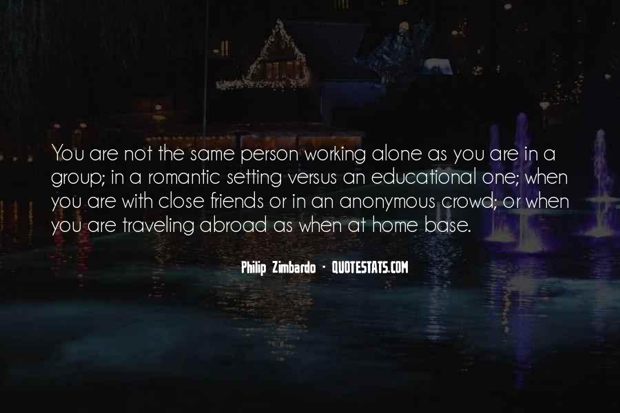 Quotes About Traveling With Friends #1867809