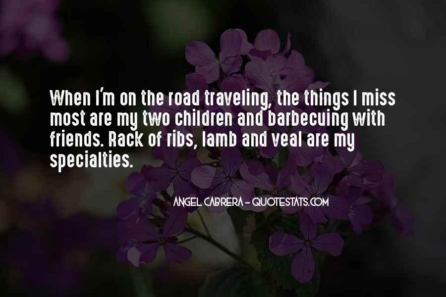 Quotes About Traveling With Friends #73809